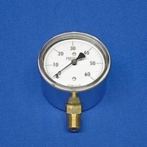 veterinary anesthesia machine service pressure manometer part