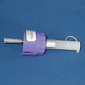 veterinary anesthesia supplies anti spill adapter