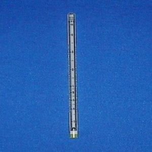 veterinary anesthesia equipment flowmeter tube by vetamac