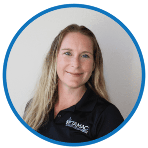 vetamac anesthesia machine servicing expert michelle mcconnell